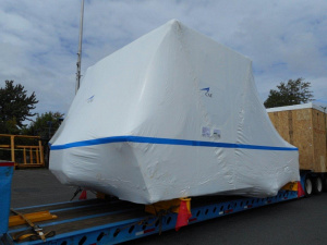 Oversized cargo transpotation from Canada to Russia