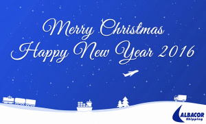 Seasons greetings and best wishes for the New Year!